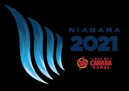 Niagara 2021 Canada games logo